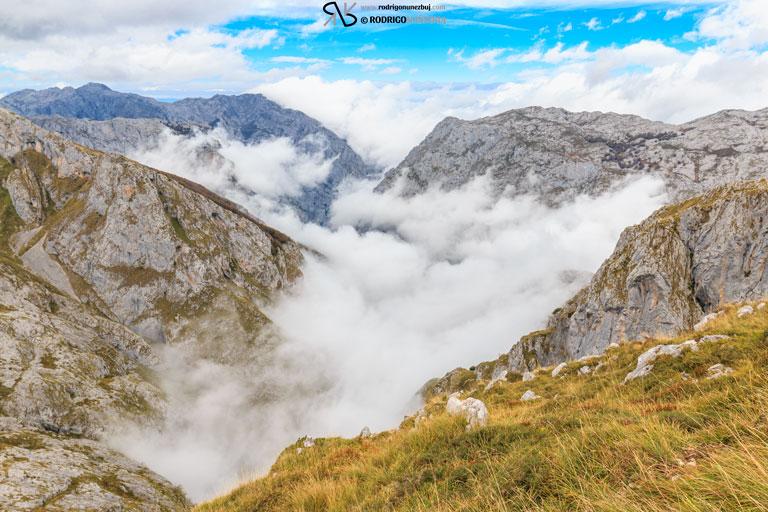 Viajero sobre las nubes