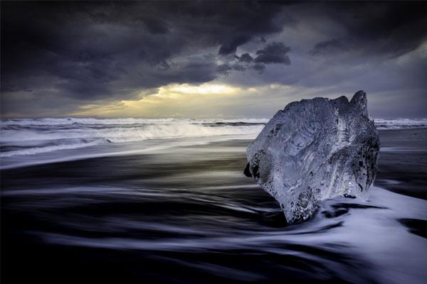 Jokulsarlon - Islandia