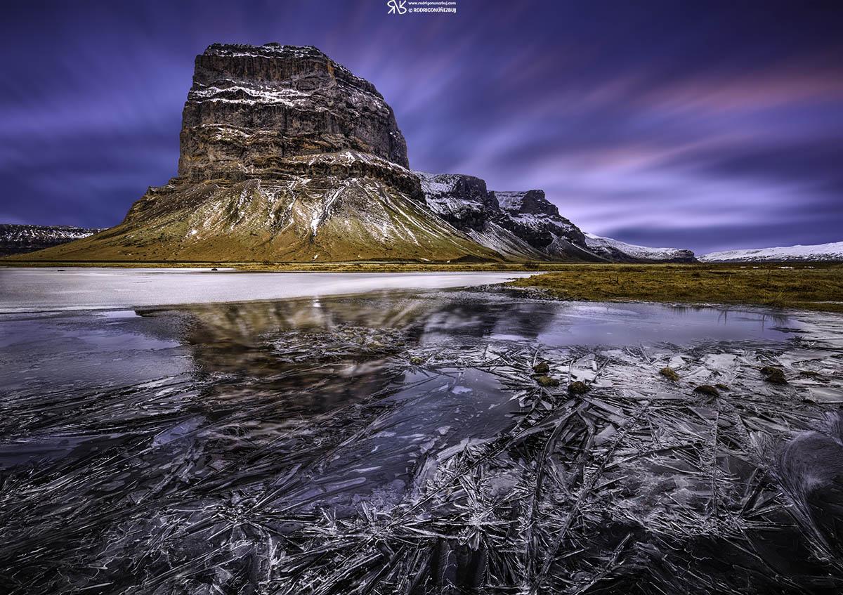 La historia de Islandia, Cenicienta, el fotógrafo.