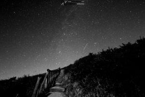 Escalera hacia Andrómeda