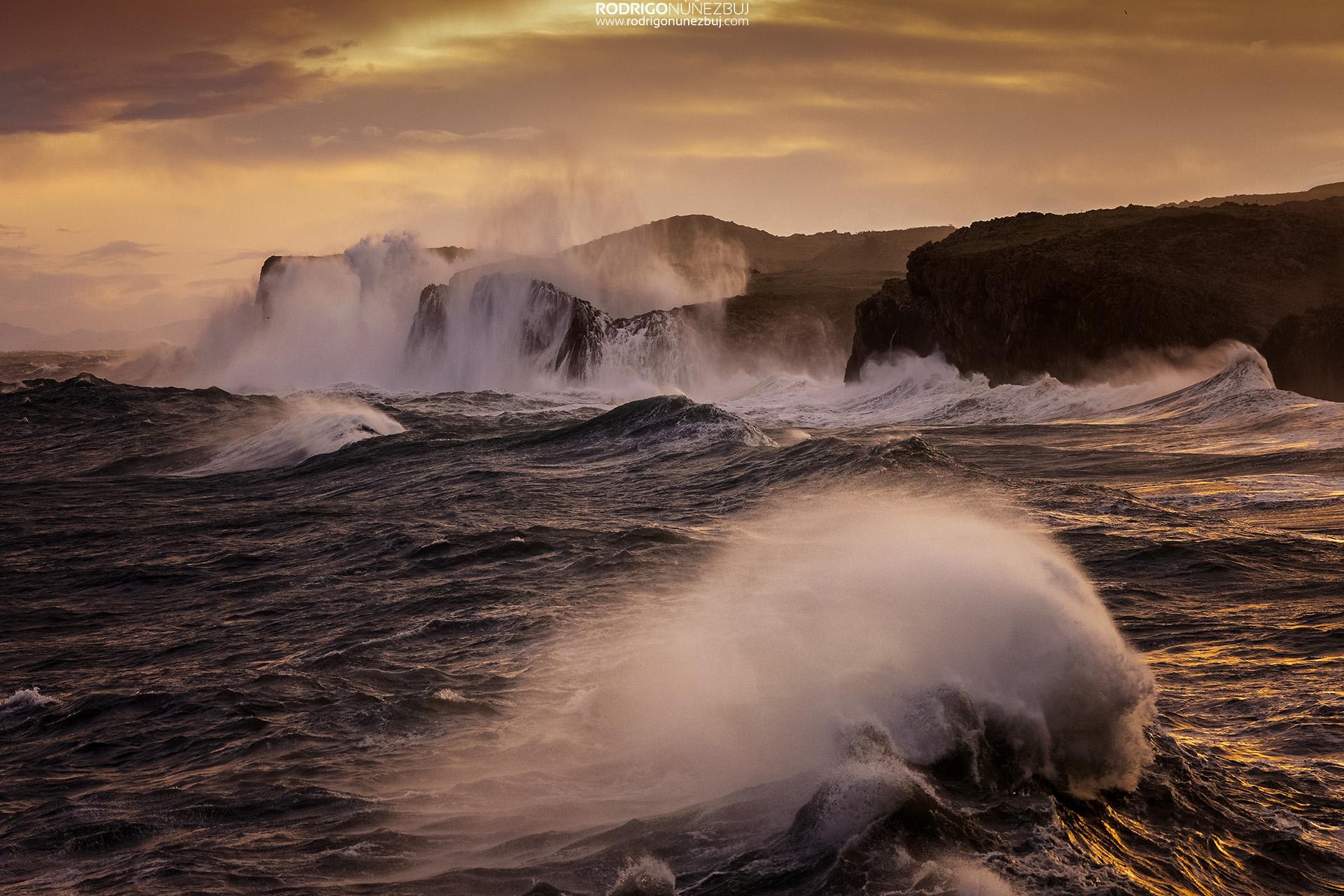 El rock de las olas